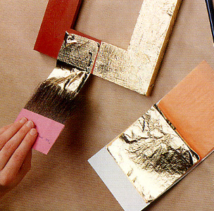 Gold Leaf Company, New York: Gold Leaf and Gold Leaf Supplies